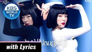 Red Velvet - IRENE & SEULGI(레드벨벳 - 아이린&슬기) - NAUGHTY(놀이) [Music Bank / ENG / 2020.07.24]