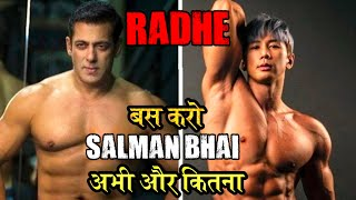 Radhe Movie Salman Khan Disha Patani Film Ko Lekar Hua Bada Khulasa South Corian Star #salmankhan.
