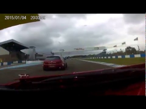 Donington 2015 – Race 2 – Keith Waite