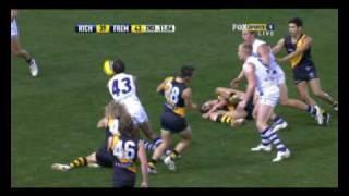 AFL 2010 Last Ones Standing - McKenna Lyrics Dennis Cometti