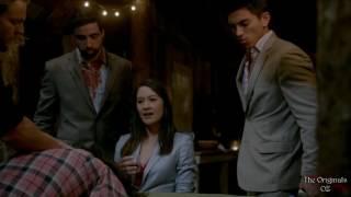 The Originals 1x22 Jackson Oliver Deleted Scene {HD}