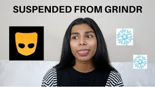 HOW I GOT SUSPENDED FROM GRINDR :0