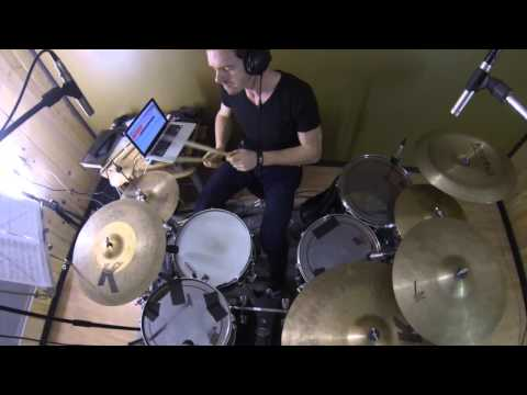 Wax Simulacra - The Mars Volta Drum Cover