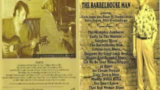 Al Cook - The Barrelhouse Man - Goin