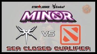 Mineski vs MYSG / Bo3 / StarLadder ImbaTV Dota 2 Minor Season 2 / Dota 2 Live