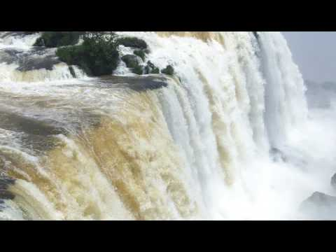 Iguazu Falls, Brazil Side –  HD