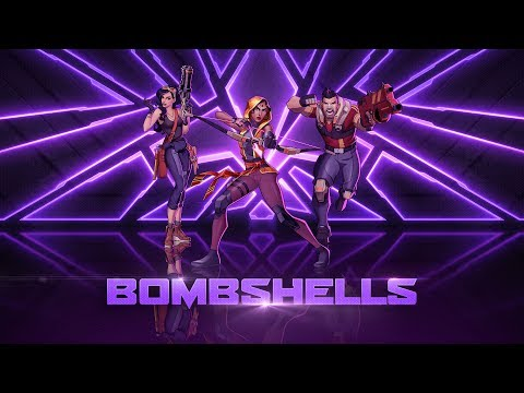 Agents of Mayhem - BOMBSHELLS thumbnail