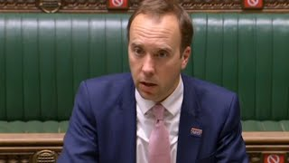 video: Coronavirus latest news: UK deaths highest since June - watch Matt Hancock address MPs live