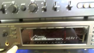 Nad Amplifier C 275BEE + Technics SH-GE90 + Cerwin-Vega AL-1000!