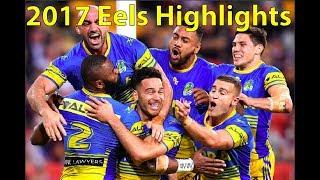 2017 NRL Eels Season Highlights