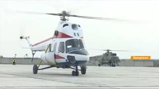 В 2,5 раза дешевле и экономический - украинский вертолет Надія
