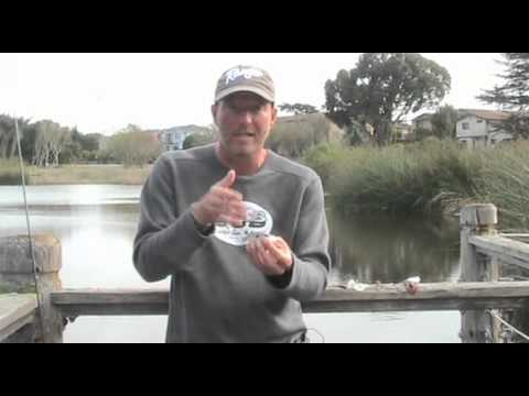 Our test pond and CCB custom baits. Tips & tricks by Central Coast Bass.