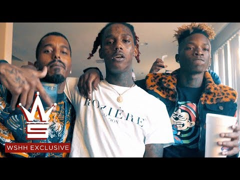 """Famous Dex Feat. Foolie & Fyndii Man """"Not Kidding"""" (WSHH Exclusive - Official Music Video)"""