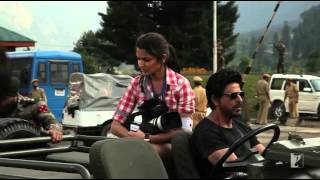 The Making Of JAB TAK HAI JAAN Part 1
