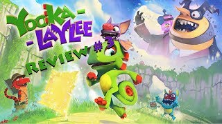 Yooka Laylee Review (PS4)
