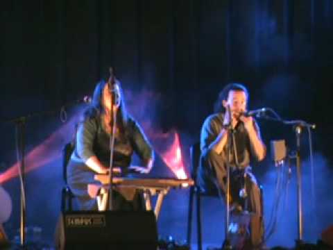 Corwen and Kate - Cruel Sister - OBOD 2009