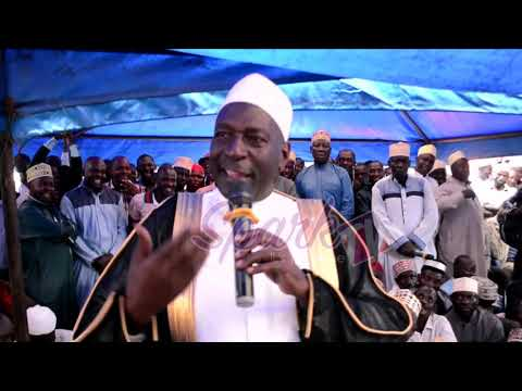 Sheikh Muzaata tells Kenzo to move on