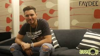 auspOp : Faydee Part Four - Arabic Phrases & Singing 'Catch Me' and 'Cant Let Go'