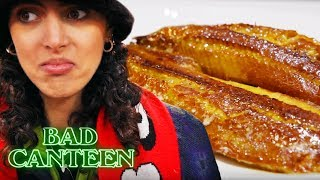 Trying Scotland's weirdest food | BAD CANTEEN - EP#6 - A New Cooking Show on Kyra TV | Kholo.pk