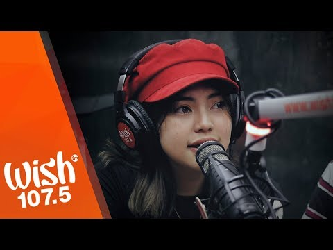 """Music Hero performs """"KLWKN"""" LIVE on Wish 107.5 Bus"""
