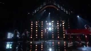 "Damien ""Someone Like You"" [Adele] - The Voice USA 2014 [HD]"