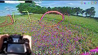 Stickman goes Stickcam - Drone Racing Stickcam