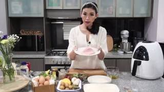 Cooking with Russelhobbs's Air Fryer | CATHERINE SUMITRI