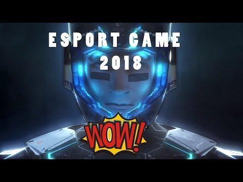 Nová Esport Hra 2018 ???? Laser League CZ/SK