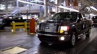 Production Factory Ford F150  Made in America
