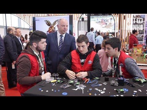 Reportagem do Altominho.tv sobre a III Feira da Educação, Ciência e Tecnologia