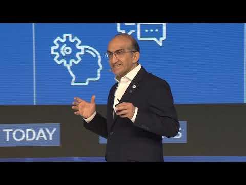 MEA FinTech Forum 2019 -Sael Al Waary