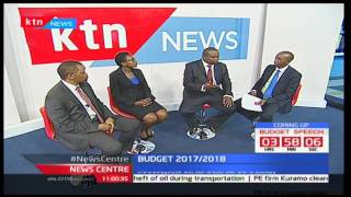 KENYAN BUDGET 2017/2018: Analysis:- Kenya financial systems of Kshs. 2.2 Trillion