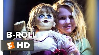 Annabelle: Creation B Roll (2017)   Movieclips Coming Soon