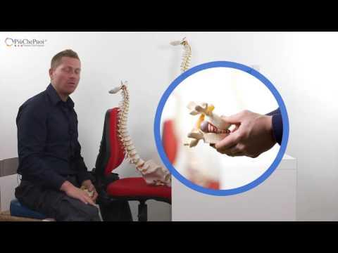 Esercizio di fisioterapia presso il comune malattia