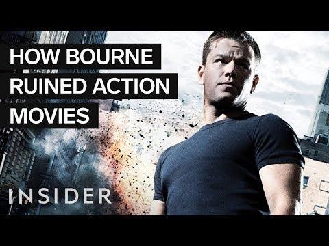 Jak jedna filmová trilogie zničila akční filmy