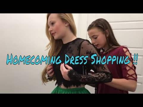 The Perfect Homecoming Dress and New Pointe Shoes  with Princess Ella and CC