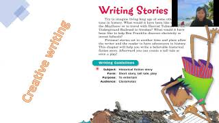 Creative writing for kids | How to write  good stories | Children's writing class