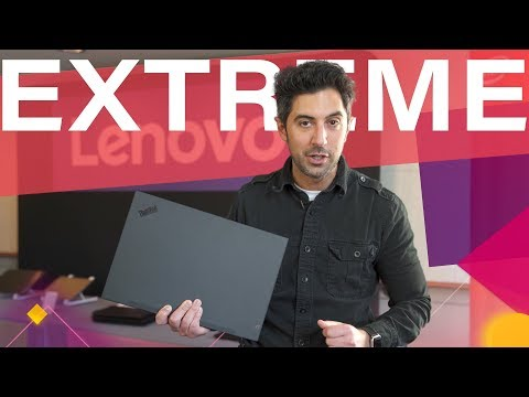 External Review Video evSy5wP1Xd4 for Lenovo ThinkPad X1 Extreme G2 Laptop