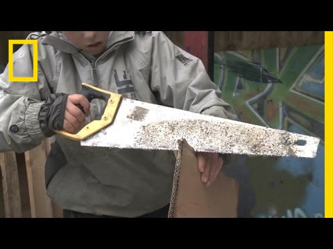 Can Playing With Fire and Saws Help Kids Manage Risk? | Short Film Showcase thumbnail