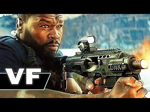 CRIMINAL SQUAD Bande Annonce VF (50 Cent - Action, 2018)