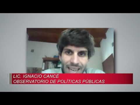 Panorama Universitario 12/05/2020 -Observatorio Politicas Publicas - Ignacio Cancé