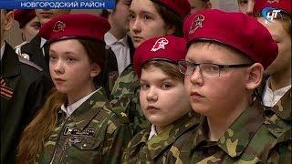 В  поселке Панковка прошел  День призывника