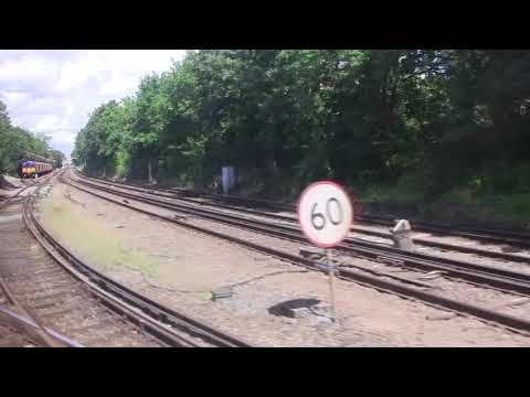 The Sights and Sounds of South West Trains at Kingston 18th …