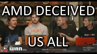 Did AMD Deceive Consumers w/ Vega Pricing? - - WAN Show August 18, 2017