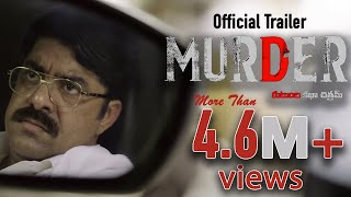 "MURDER Official 2020 Movie Trailer, exclusively on RGV Channel. Murder movie ft. Srikant Iyengar and Sahithi . A Ram Gopal Varma film written & directed by Anand Chandra, produced by Natti Kranthi and Natti Karuna. Presented by Anurag Kancharla. #RGV #Murder #MurderTrailer #RamGopalVarma #MurderTeaserTrailer  Movie: Murder Starring: Srikant Iyengar, Sahithi Producer: Natti Kranthi & Natti Karuna Music by: D. S. R DOP: Jagdeesh cheekati Edited by: Srikanth Patnaik R Nattis Entertainments Kwity Entertainments  Click here to watch:  Powerstar Official Trailer | RGV | RGV's #Powerstar | Latest 2020 Movie Trailers | Ram Gopal Varma- https://youtu.be/MSY3qqh4K3I  Gaddi Thintava Song | Powerstar Movie Songs | RGV | Latest 2020 Telugu Songs | #Powerstar - https://youtu.be/JA6MkoQGcxU  RGV's POWERSTAR Announcement | Ram Gopal Varma | #Powerstar | Latest 2020 Telugu Movie - https://youtu.be/0jcSnx1pvKo  12 ""o"" CLOCK Teaser 