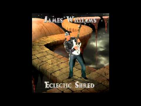 James Williams Eclectic Shred Title Track