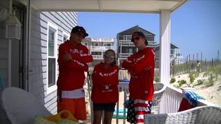 My sister wanted to be a lifeguard, good thing Patrick and I are already part of the SQUAD! Just follow these 5 easy steps and you too can be a lifeguard!!! ...