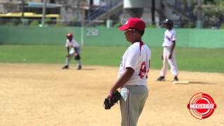 Sexto Torneo Panamericano de Beisbol Infantil RD.