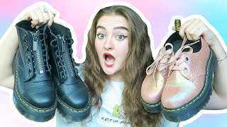 MA COLLECTION DE DR MARTENS