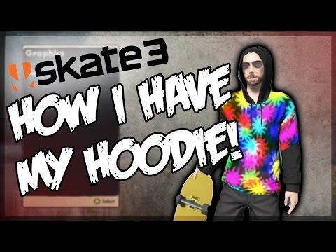 MY RAINBOW SKATER! (Skate 3 Gameplay)